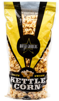 Kettle corn, Salty & Sweet Kettle corn
