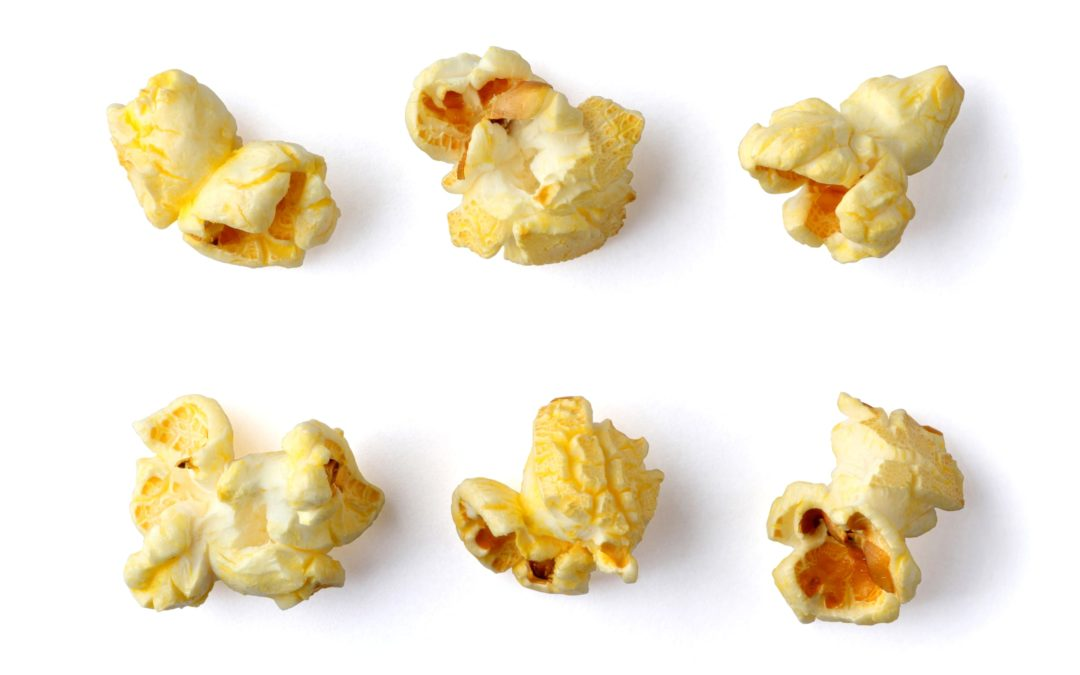 Popcorn is Full of Antioxidants & Fiber